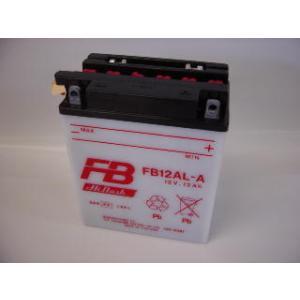FB12AL-A(YB12AL-A/GM12AZ-3A-1)電圧:12V。容量:12Ah開放型バッテ...