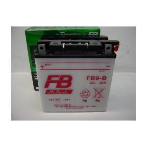 FB9-B(YB9-B)電圧:12V。容量:9Ahバッテリー古河電池|aida-sangyo