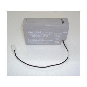 FML1208(DC12V0.8Ah)小型制御弁式鉛蓄電池・古河電池|aida-sangyo