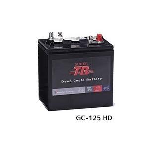 GC-125HD/6V-235Ah ディープサイクルTBバッテリー(gifu)|aida-sangyo