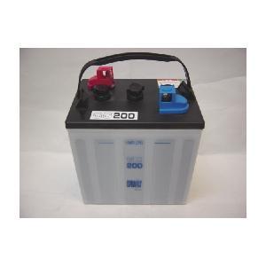 GC200(GC140)6V245Ahサイクルサービス用G&Yuバッテリー|aida-sangyo