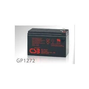 GP1272(12V7.2Ah)(互換品12m7.2B/PE12V7.2/PE12V7/HP6.5-12/HF7-12/HV7-12/LC-P127R2J)小形制御弁式密閉形鉛蓄電池CSB(naka)|aida-sangyo