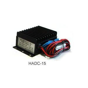 DC-DCコンバーターDC24V⇒DC12V10A(HADC-15)日立オート