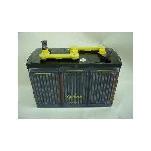 受注生産品・HS-80-6E(6V80Ah)高率放電用触媒栓付据置鉛蓄電池GSユアサ(miya)(注)本製品は受注生産品ためご注文の時、銀行振込みとなります。|aida-sangyo