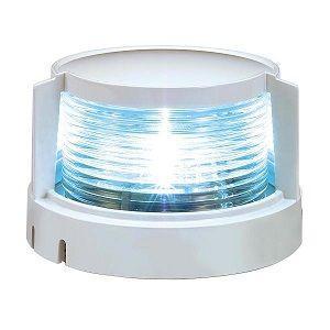 LED小型船舶用船灯 第二種船尾灯(スタンライト)型式承認番号第5182号 発光色 白 ボディー色 白(MLS-4AB2)小糸製作所(hita)|aida-sangyo