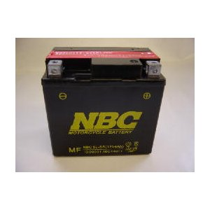 NBC5L-BS(YTX5L-BS)NBCバイクバッテリー