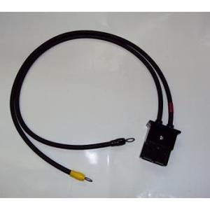 D1プラグアセンブリーSBコネクター付70cmコード 丸型端子穴径6mm〜10mm(P-D1)GSユアサ|aida-sangyo