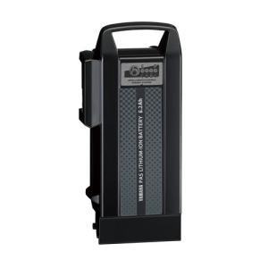 ヤマハPASナチュラMに標準装備 6.2AhリチウムイオンバッテリーBOX ASSY ブラック X0...