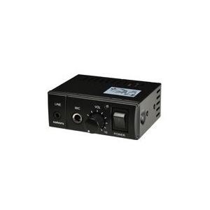 DC24V10W車載用パワーアンプ拡声器マイクなしYA-414B(YA-414/YA-415B)ノボル電機|aida-sangyo