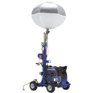 ヤマハ・バルーン投光器2灯式+発電機搭載EF2800iS(50/60Hz)YL-B2i|aida-sangyo