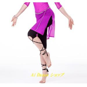 新着 ベリーダンス 衣装 パンツ インナーパンツ  ブラック