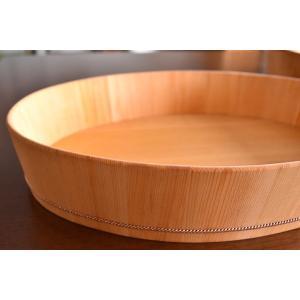 楕円の飯台(大) / 松田美智子の自在道具 ※蓋は別売りです。|aidca