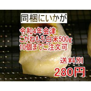 送料無料地区あり 令和元年会津こがねもち2kg  「ふくしまプライド。体感キャンペーン(お米)」|aidu-kanehati-kome