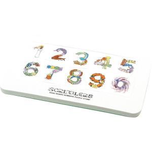 SALE SCRIBBLERS ナンバーズ パズル スタンプge-h928|aifa