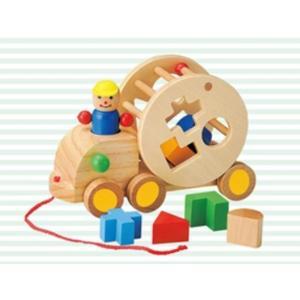 ウッデントイ パズルトラックキッズ 子供 子ども おもちゃプレゼント おもちゃ 知育玩具 ma-4006266-00smtb-k w2|aifa