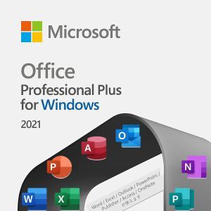Microsoft Office 2021 Professional Plusプロダクトキー(最新 永続版)|オンラインコード版|windows11、10|PC1台|aifull