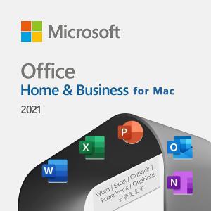 (最新 永続版)Microsoft Office 2021 Home and Business|オンラインコード版|mac対応|PC1台|aifull