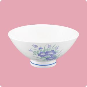 12cm中平碗(キキョウ)|aigineo