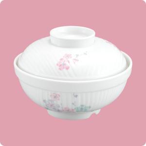 かやく小丼(蓋付)(3色梅)|aigineo