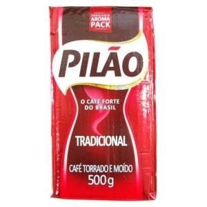 ブラジルコーヒー「 カフェピロン」 500g×6個セット / Cafe PILAO 【ブラジル産】の商品画像|ナビ