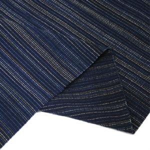 藍染藍茶絣(AT22225108)|aiira-ensyu