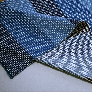 藍染カツオ縞白刺子(FS15208036)|aiira-ensyu