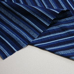 藍染変わりカツオ縞(KA20208025) aiira-ensyu