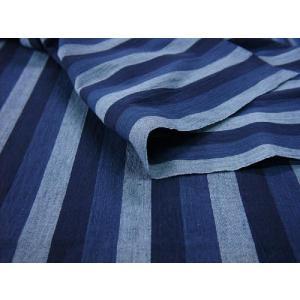 藍染太カツオ縞(KA20208066)|aiira-ensyu