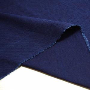 藍染 20/2 刺子柄(SF22102039)|aiira-ensyu
