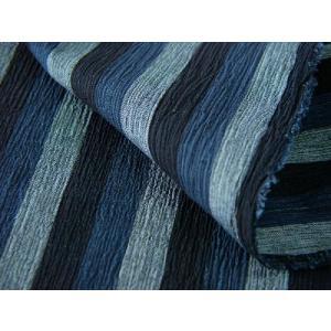 藍染縞楊柳(YR20208071)|aiira-ensyu