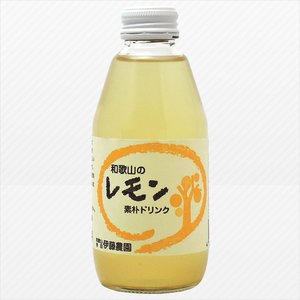 和歌山のレモン 素朴ドリンク 200ml 伊藤農園|aijyoclubecolo