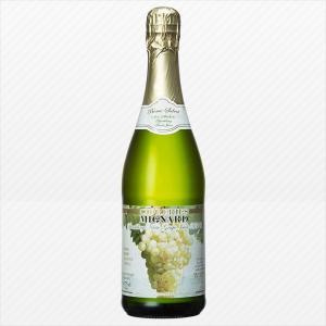 シドルリ ミニャール・ビアンコ(白) 750ml ノンアルコール・スパークリング・ワイングレープ・ジュース(微発砲)|aijyoclubecolo