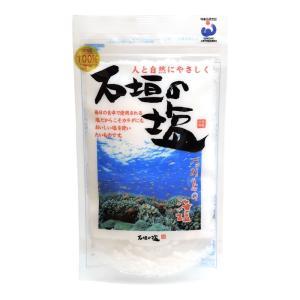 石垣の塩 158g 石垣の塩 aijyoclubecolo