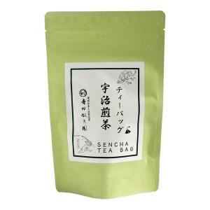 煎茶 丸利吉田銘茶園 宇治煎茶ティーバッグ 6g×10袋入|aijyoclubecolo