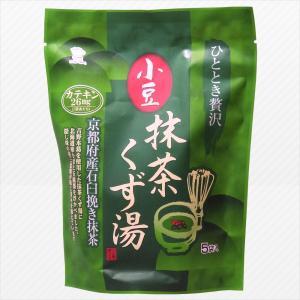 小豆抹茶くず湯 16g×5袋 日東食品工業