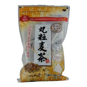 はくばく 国内産六条大麦100% 丸粒麦茶 30gx12袋|aijyoclubecolo
