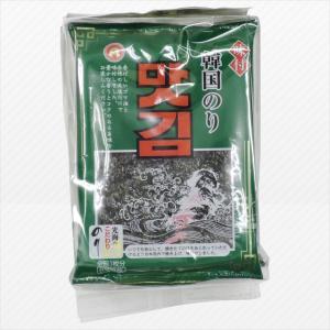 味付韓国のり 全形5枚分 光海