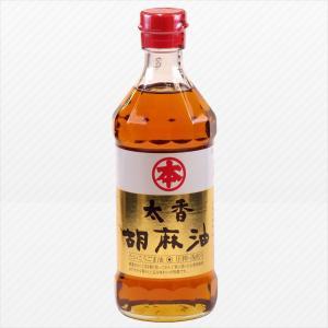 竹本油脂 太香胡麻油 450g