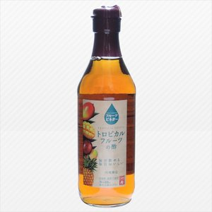 内堀醸造 フルーツビネガー トロピカルフルーツの酢 360ml|aijyoclubecolo