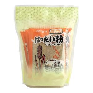 はったい粉 35g×4袋 織田製菓|aijyoclubecolo