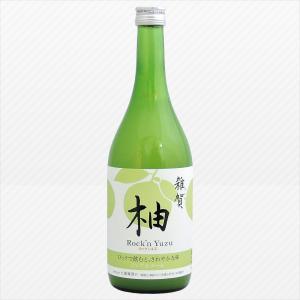 九重雑賀 ノンアルコール柚  Rock'n Yuzu 720ml|aijyoclubecolo