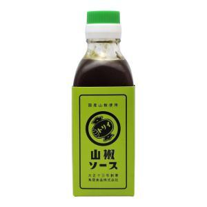 山椒ソース 200ml トリイソース 国産山椒使用|aijyoclubecolo