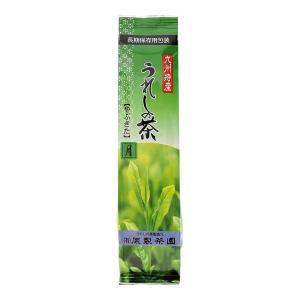 嬉野茶 やぶきた 月 100g 原製茶園九州特産うれしの茶