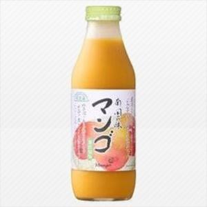 南国の味マンゴージュース 果汁50% 500ml マルカイ|aijyoclubecolo