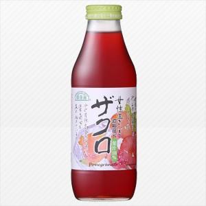 ザクロジュース 果汁100% 濃縮還元 500ml マルカイ|aijyoclubecolo