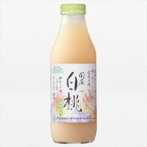 国産白桃ジュース 果汁50% 500ml マルカイ|aijyoclubecolo