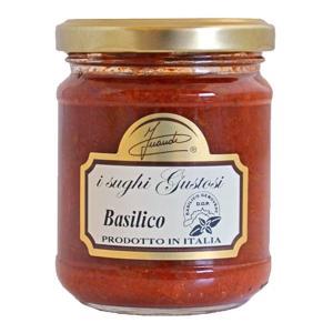 イナウディ トマトとバジルのパスタソース 180g 地中海フーズ