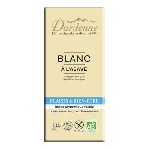 ダーデン 有機アガベチョコレート ホワイト カカオ45% 100g アルマテラ