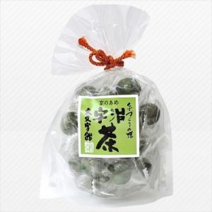 京のあめ 手づくりの味 宇治茶 100g 大文字飴本舗|aijyoclubecolo