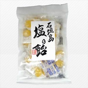 井関食品 石垣島の塩飴 110g|aijyoclubecolo